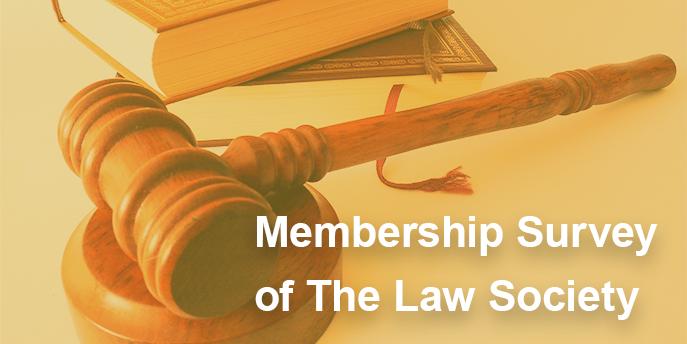 Membership Survey of The Law Society of Hong Kong 2019